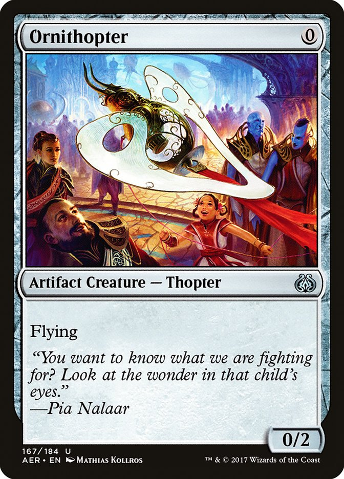http://leetless.de/images/mtg/card_ornithopter.jpg